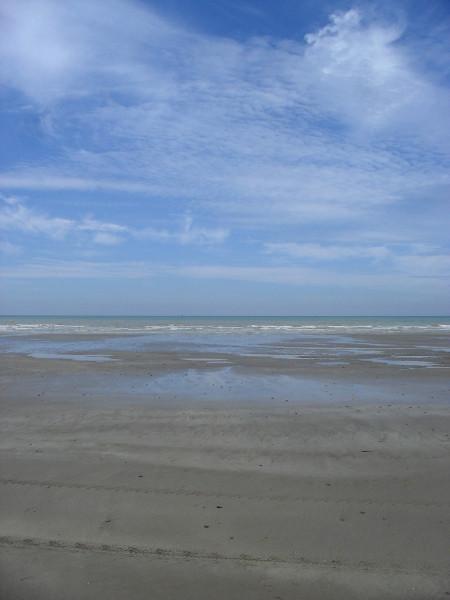 Ault - La plage d`Onival (Somme - 80460) [2011] (Photo de Didier Desmet) Juillet [Artiste Infirme Moteur Cérébral] [Infirmité Motrice Cérébrale] [IMC] [Paralysie Cérébrale] [Cerebral Palsy] [Handicap]