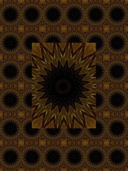 Bardane noire [2012] (Création et conception graphique de Didier Desmet) [Motif] [Pattern] [Motifs] [Patterns] [Artiste Infirme Moteur Cérébral] [Infirmité Motrice Cérébrale] [IMC] [Paralysie Cérébrale] [Cerebral Palsy] [Handicap]