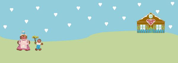 Benoît Pâtisse Pour Vous Entête pour la fête des Grands-mères (Conception graphique de Didier Desmet) [Artiste Infirme Moteur Cérébral] [Infirmité Motrice Cérébrale] [IMC] [Paralysie Cérébrale] [Cerebral Palsy] [Handicap]