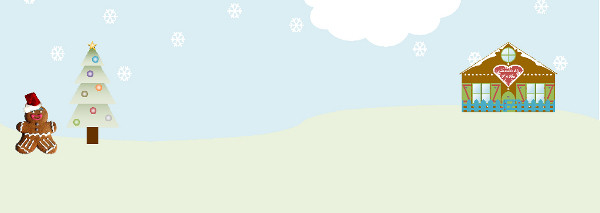 Benoît Pâtisse Pour Vous Entête pour les fêtes de Noël (Conception graphique de Didier Desmet) [Artiste Infirme Moteur Cérébral] [Infirmité Motrice Cérébrale] [IMC] [Paralysie Cérébrale] [Cerebral Palsy] [Handicap]