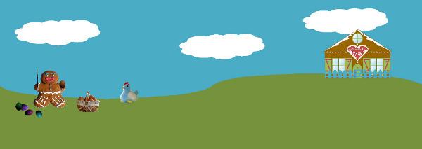 Benoît Pâtisse Pour Vous Entête pour les fêtes de Pâques (Conception graphique de Didier Desmet) [Artiste Infirme Moteur Cérébral] [Infirmité Motrice Cérébrale] [IMC] [Paralysie Cérébrale] [Cerebral Palsy] [Handicap]
