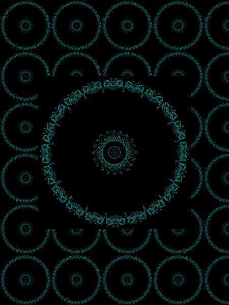 Blue cigales [2012] (Création et conception graphique de Didier Desmet) [Motif] [Pattern] [Motifs] [Patterns] [Artiste Infirme Moteur Cérébral] [Infirmité Motrice Cérébrale] [IMC] [Paralysie Cérébrale] [Cerebral Palsy] [Handicap]