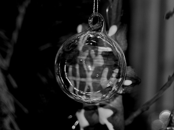 Boule en verre et pain d`épices [2017] (Photo de Didier Desmet) [Artiste Infirme Moteur Cérébral] [Infirmité Motrice Cérébrale] [IMC] [Paralysie Cérébrale] [Cerebral Palsy] [Handicap]