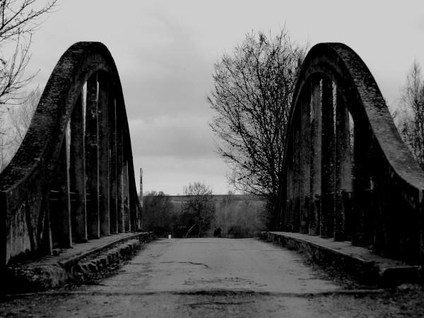 Brissy Hamégicourt - Pont (Aisne - 02240) [2019] (Photo de Didier Desmet) Noir et blanc [Artiste Infirme Moteur Cérébral] [Infirmité Motrice Cérébrale] [IMC] [Paralysie Cérébrale] [Cerebral Palsy] [Handicap]