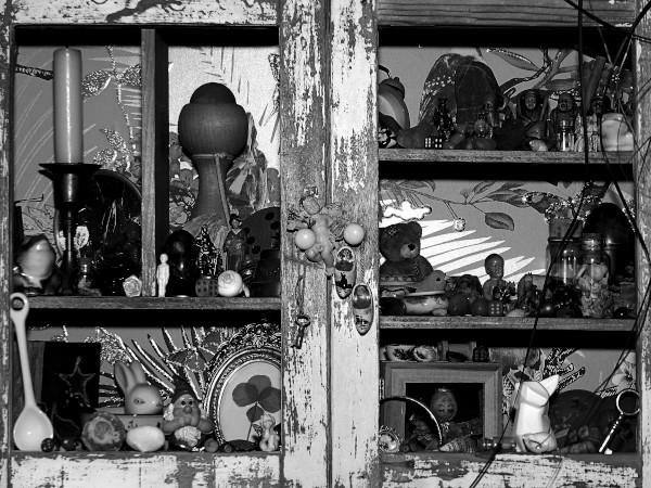 Cabinet de curiosités [2020] (Photo de Didier Desmet) [Artiste Infirme Moteur Cérébral] [Infirmité Motrice Cérébrale] [IMC] [Paralysie Cérébrale] [Cerebral Palsy] [Handicap] [Kawaii]