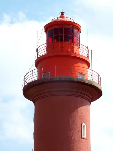 Cayeux-sur-mer - Brighton - Le sommet du phare (Somme - 80410) [2014] (Photo de Didier Desmet) [Artiste Infirme Moteur Cérébral] [Infirmité Motrice Cérébrale] [IMC] [Paralysie Cérébrale] [Cerebral Palsy] [Handicap]