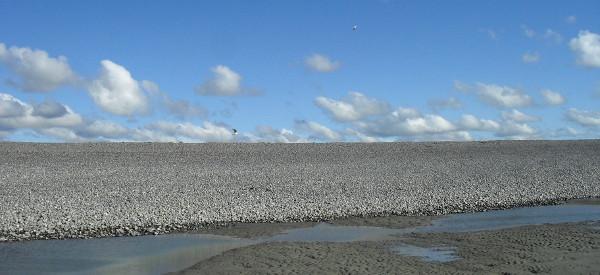 Cayeux-sur-mer - La plage de Brighton (Somme - 80410) [2011] (Photo de Didier Desmet) Août 10 [Artiste Infirme Moteur Cérébral] [Infirmité Motrice Cérébrale] [IMC] [Paralysie Cérébrale] [Cerebral Palsy] [Handicap]