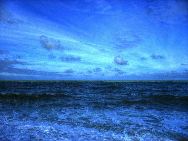 Cayeux-sur-mer - La plage de Brighton (Somme - 80410) [2011] (Photo de Didier Desmet) HDR 2 [Artiste Infirme Moteur Cérébral] [Infirmité Motrice Cérébrale] [IMC] [Paralysie Cérébrale] [Cerebral Palsy] [Handicap]