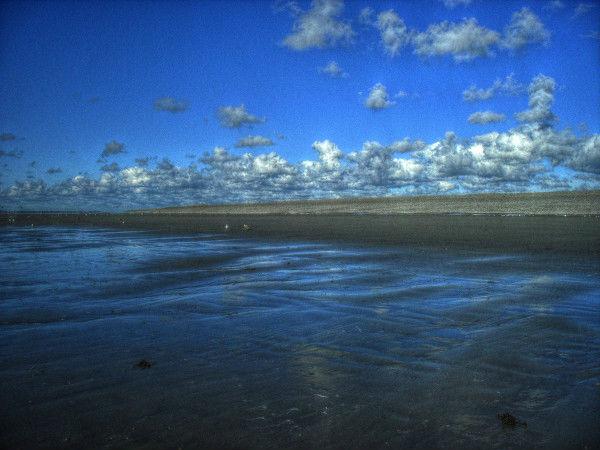 Cayeux-sur-mer - La plage de Brighton (Somme - 80410) [2011] (Photo de Didier Desmet) HDR 3 [Artiste Infirme Moteur Cérébral] [Infirmité Motrice Cérébrale] [IMC] [Paralysie Cérébrale] [Cerebral Palsy] [Handicap]