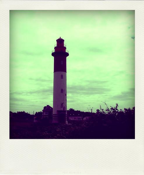 Cayeux-sur-mer - Le phare (Brighton) (Somme - 80410) [2011] (Photo de Didier Desmet) Aot 1 Pola [Artiste Infirme Moteur Cérébral] [Infirmité Motrice Cérébrale] [IMC] [Paralysie Cérébrale] [Cerebral Palsy] [Handicap]