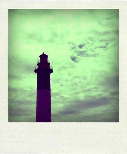 Cayeux-sur-mer - Le phare (Brighton) (Somme - 80410) [2011] (Photo de Didier Desmet) Aot Pola [Artiste Infirme Moteur Cérébral] [Infirmité Motrice Cérébrale] [IMC] [Paralysie Cérébrale] [Cerebral Palsy] [Handicap]