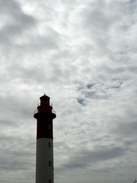 Cayeux-sur-mer - Le phare (Brighton) (Somme - 80410) [2011] (Photo de Didier Desmet) Août [Artiste Infirme Moteur Cérébral] [Infirmité Motrice Cérébrale] [IMC] [Paralysie Cérébrale] [Cerebral Palsy] [Handicap]