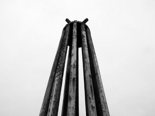 Cayeux-sur-mer - Le sémaphore (L`Amer Sud) (Somme - 80410) [2014] (Photo de Didier Desmet) Mars [Artiste Infirme Moteur Cérébral] [Infirmité Motrice Cérébrale] [IMC] [Paralysie Cérébrale] [Cerebral Palsy] [Handicap]