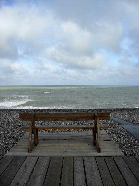 Cayeux-sur-mer (Somme - 80410) [2011] (Photo de Didier Desmet) Août [Artiste Infirme Moteur Cérébral] [Infirmité Motrice Cérébrale] [IMC] [Paralysie Cérébrale] [Cerebral Palsy] [Handicap]