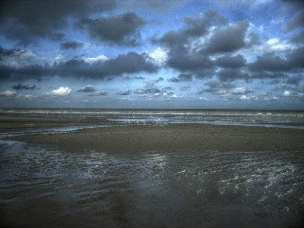 Cayeux-sur-mer (Somme - 80410) [2011] (Photo de Didier Desmet) HDR [Artiste Infirme Moteur Cérébral] [Infirmité Motrice Cérébrale] [IMC] [Paralysie Cérébrale] [Cerebral Palsy] [Handicap]