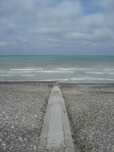 Cayeux-sur-mer (Somme - 80410) [2011] (Photo de Didier Desmet) Juillet 7 [Artiste Infirme Moteur Cérébral] [Infirmité Motrice Cérébrale] [IMC] [Paralysie Cérébrale] [Cerebral Palsy] [Handicap]