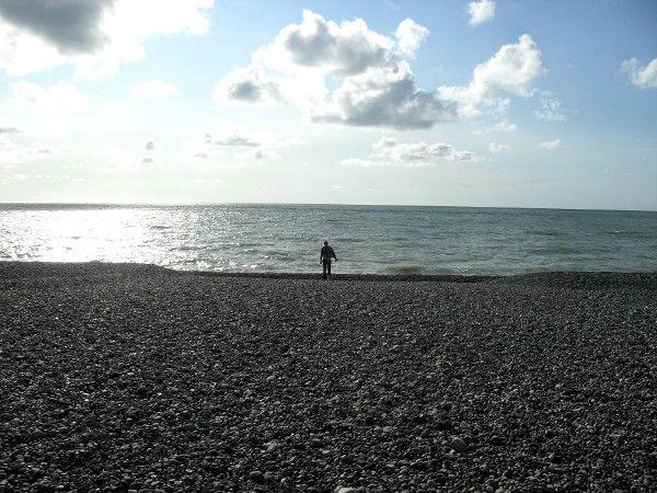 Cayeux-sur-mer (Somme - 80410) [2011] (Photo de Didier Desmet) Juin 2 [Artiste Infirme Moteur Cérébral] [Infirmité Motrice Cérébrale] [IMC] [Paralysie Cérébrale] [Cerebral Palsy] [Handicap]