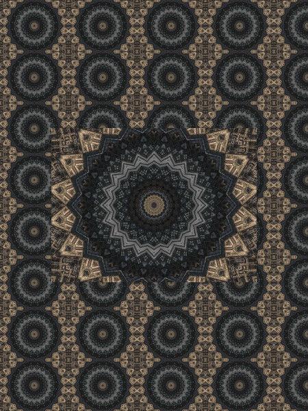 Citadelle flamande [2012] (Création et conception graphique de Didier Desmet) [Motif] [Pattern] [Motifs] [Patterns] [Artiste Infirme Moteur Cérébral] [Infirmité Motrice Cérébrale] [IMC] [Paralysie Cérébrale] [Cerebral Palsy] [Handicap]