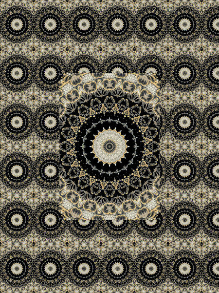 Cosmogénèse [2012] (Création et conception graphique de Didier Desmet) [Motif] [Pattern] [Motifs] [Patterns] [Artiste Infirme Moteur Cérébral] [Infirmité Motrice Cérébrale] [IMC] [Paralysie Cérébrale] [Cerebral Palsy] [Handicap]