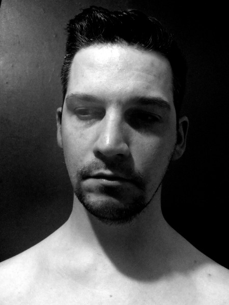 Didier Desmet, Artiste IMC (Autoportrait 2016) [Artiste Infirme Moteur Cérébral] [Infirmité Motrice Cérébrale] [IMC] [Paralysie Cérébrale] [Cerebral Palsy] [Handicap]
