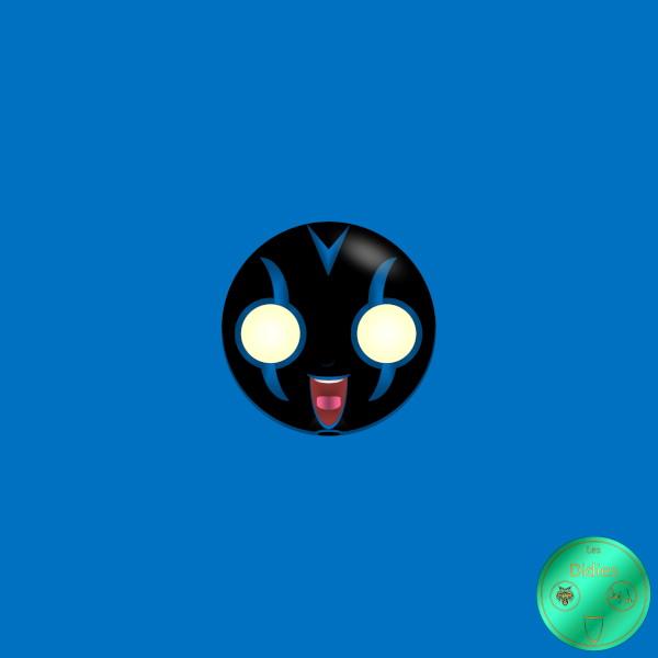Didies [DC Comics] Jaime Reyes alias Blue Beetle [2014-2016-2018] (Création et conception graphique de Didier Desmet) [Artiste Infirme Moteur Cérébral] [Infirmité Motrice Cérébrale] [IMC] [Paralysie Cérébrale] [Cerebral Palsy] [Handicap] [Kawaii]