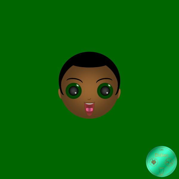 Didies [DC Comics] John Stewart alias Green Lantern [2014-2016-2018] (Création et conception graphique de Didier Desmet) [Artiste Infirme Moteur Cérébral] [Infirmité Motrice Cérébrale] [IMC] [Paralysie Cérébrale] [Cerebral Palsy] [Handicap] [Kawaii]