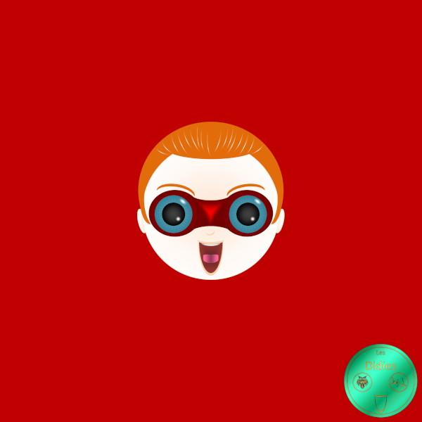 Didies [DC Comics] Roy Harper alias Red Arrow [2014-2016-2018] (Création et conception graphique de Didier Desmet) [Artiste Infirme Moteur Cérébral] [Infirmité Motrice Cérébrale] [IMC] [Paralysie Cérébrale] [Cerebral Palsy] [Handicap] [Kawaii]