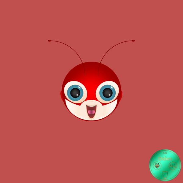 Didies [Marvel Comics] Hank Pym alias Homme fourmi (Ant-man) [2014-2016-2018] (Création et conception graphique de Didier Desmet) [Artiste Infirme Moteur Cérébral] [Infirmité Motrice Cérébrale] [IMC] [Paralysie Cérébrale] [Cerebral Palsy] [Handicap] [Kawaii]
