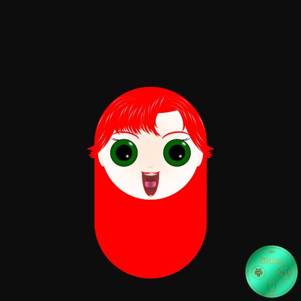Didies [Marvel Comics] Natalia `Natasha` Alianovna Romanova alias Veuve noire (Black Widow) [2020] (Création et conception graphique de Didier Desmet) [Artiste Infirme Moteur Cérébral] [Infirmité Motrice Cérébrale] [IMC] [Paralysie Cérébrale] [Cerebral Palsy] [Handicap] [Kawaii]