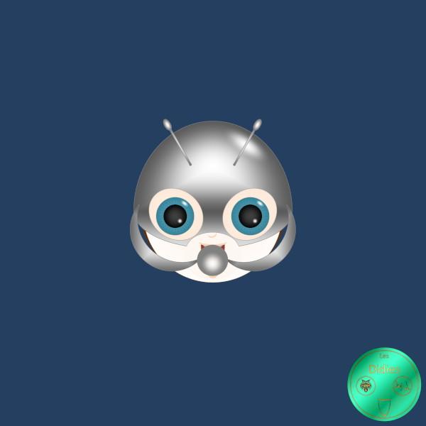 Didies [Marvel Comics] Scott Lang alias Homme fourmi (Ant-man) [2014-2016-2018] (Création et conception graphique de Didier Desmet) [Artiste Infirme Moteur Cérébral] [Infirmité Motrice Cérébrale] [IMC] [Paralysie Cérébrale] [Cerebral Palsy] [Handicap] [Kawaii]