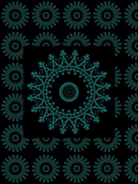 Echec et mat [2012] (Création et conception graphique de Didier Desmet) [Motif] [Pattern] [Motifs] [Patterns] [Artiste Infirme Moteur Cérébral] [Infirmité Motrice Cérébrale] [IMC] [Paralysie Cérébrale] [Cerebral Palsy] [Handicap]