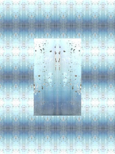 Fantômes [2012] (Création et conception graphique de Didier Desmet) [Motif] [Pattern] [Motifs] [Patterns] [Artiste Infirme Moteur Cérébral] [Infirmité Motrice Cérébrale] [IMC] [Paralysie Cérébrale] [Cerebral Palsy] [Handicap]