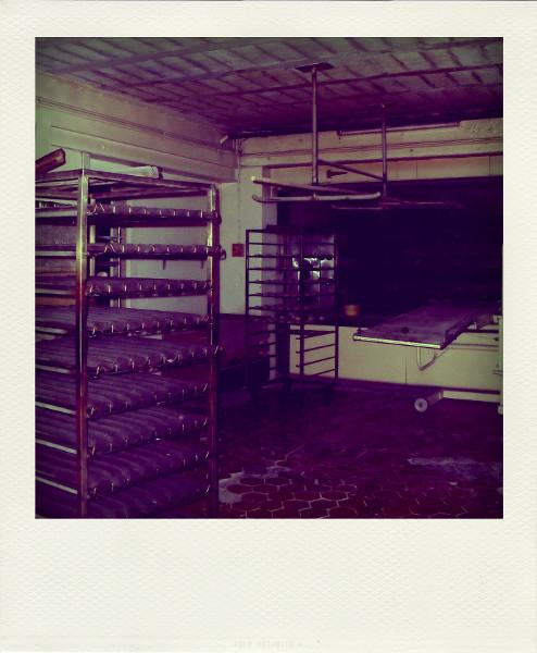 Fournil [2011] (Photo de Didier Desmet) Boulangerie Pola [Artiste Infirme Moteur Cérébral] [Infirmité Motrice Cérébrale] [IMC] [Paralysie Cérébrale] [Cerebral Palsy] [Handicap]