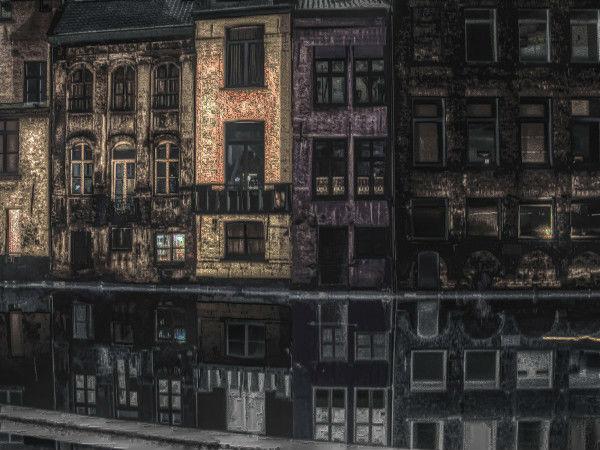 Gand (Belgique) [2009] (Photo de Didier Desmet) HDR [Artiste Infirme Moteur Cérébral] [Infirmité Motrice Cérébrale] [IMC] [Paralysie Cérébrale] [Cerebral Palsy] [Handicap]