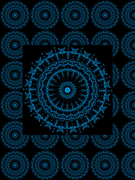Motifs Rosaces (Créations et conceptions graphiques de Didier Desmet) [Motif] [Pattern] [Patterns] [Artiste Infirme Moteur Cérébral] [Infirmité Motrice Cérébrale] [IMC] [Paralysie Cérébrale] [Cerebral Palsy] [Handicap]