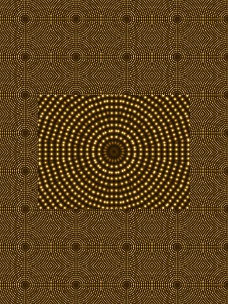 Hyper espace [2012] (Création et conception graphique de Didier Desmet) [Motif] [Pattern] [Motifs] [Patterns] [Artiste Infirme Moteur Cérébral] [Infirmité Motrice Cérébrale] [IMC] [Paralysie Cérébrale] [Cerebral Palsy] [Handicap]