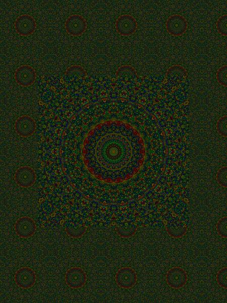 La coupole étincelante [2012] (Création et conception graphique de Didier Desmet) [Motif] [Pattern] [Motifs] [Patterns] [Artiste Infirme Moteur Cérébral] [Infirmité Motrice Cérébrale] [IMC] [Paralysie Cérébrale] [Cerebral Palsy] [Handicap]