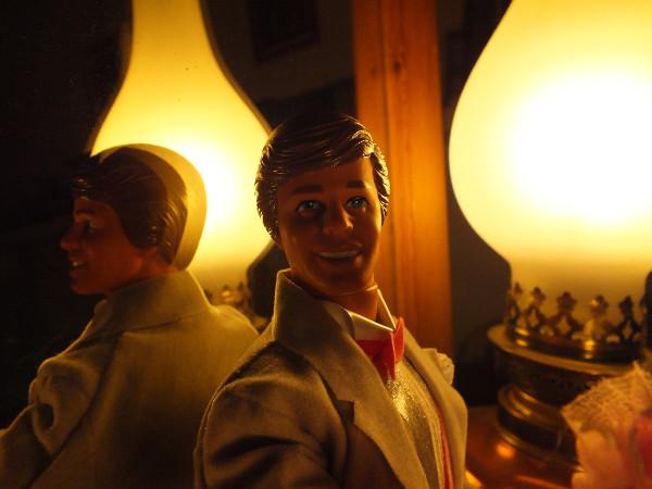 La gémellité ou Le temps [2011] (Photo de Didier Desmet) [Artiste Infirme Moteur Cérébral] [Infirmité Motrice Cérébrale] [IMC] [Paralysie Cérébrale] [Cerebral Palsy] [Handicap]