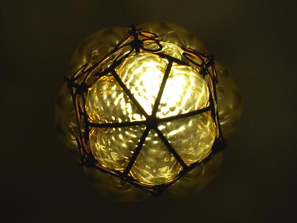 La grappe dorée [2010] (Photo de Didier Desmet) HDR [Artiste Infirme Moteur Cérébral] [Infirmité Motrice Cérébrale] [IMC] [Paralysie Cérébrale] [Cerebral Palsy] [Handicap]