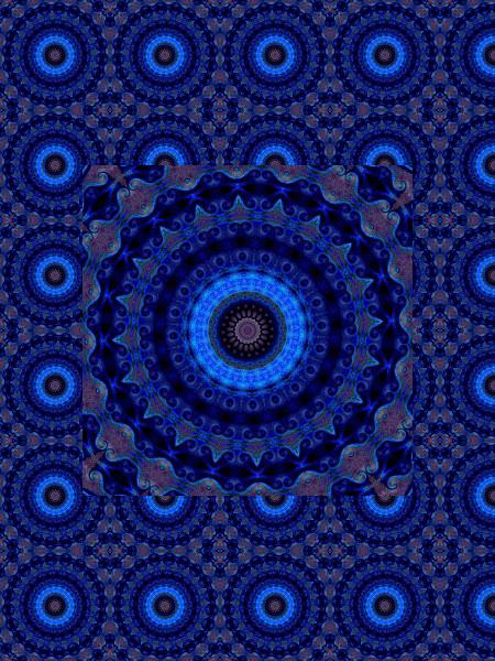 La voûte lunaire [2012] (Création et conception graphique de Didier Desmet) [Motif] [Pattern] [Motifs] [Patterns] [Artiste Infirme Moteur Cérébral] [Infirmité Motrice Cérébrale] [IMC] [Paralysie Cérébrale] [Cerebral Palsy] [Handicap]