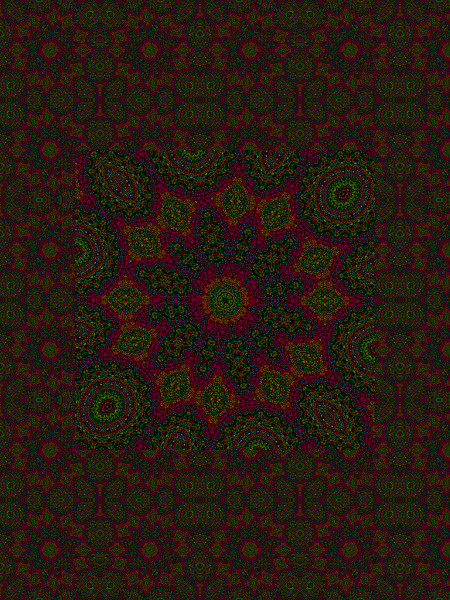 Le ciel aux mille couleurs [2012] (Création et conception graphique de Didier Desmet) [Motif] [Pattern] [Motifs] [Patterns] [Artiste Infirme Moteur Cérébral] [Infirmité Motrice Cérébrale] [IMC] [Paralysie Cérébrale] [Cerebral Palsy] [Handicap]