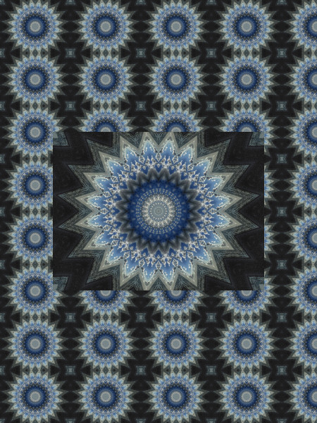 L'bservatoire des songes [2012] (Création et conception graphique de Didier Desmet) [Motif] [Pattern] [Motifs] [Patterns] [Artiste Infirme Moteur Cérébral] [Infirmité Motrice Cérébrale] [IMC] [Paralysie Cérébrale] [Cerebral Palsy] [Handicap]
