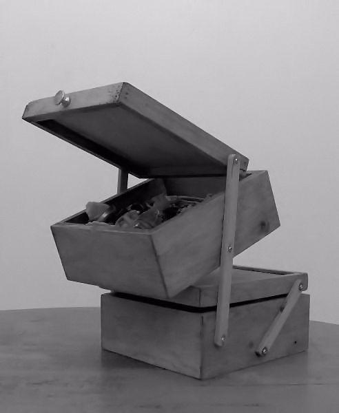 Nature morte [Essai 2005] (Photo de Didier Desmet) (5) [Artiste Infirme Moteur Cérébral] [Infirmité Motrice Cérébrale] [IMC] [Paralysie Cérébrale] [Cerebral Palsy] [Handicap]