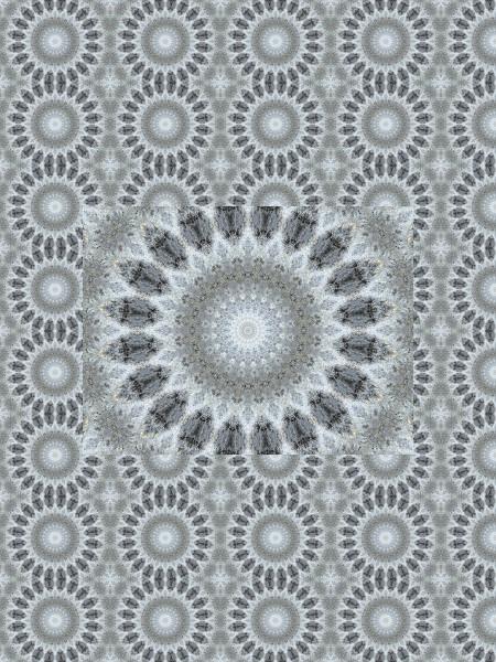 Pierre bleue #1 [2012] (Création et conception graphique de Didier Desmet) [Motif] [Pattern] [Motifs] [Patterns] [Artiste Infirme Moteur Cérébral] [Infirmité Motrice Cérébrale] [IMC] [Paralysie Cérébrale] [Cerebral Palsy] [Handicap]