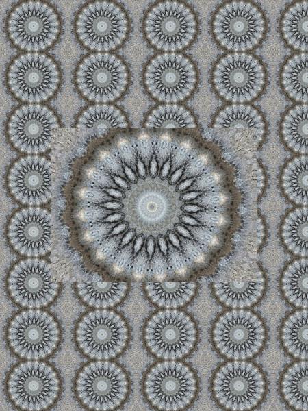 Pierre bleue 12 [2012] (Création et conception graphique de Didier Desmet) [Motif] [Pattern] [Motifs] [Patterns] [Artiste Infirme Moteur Cérébral] [Infirmité Motrice Cérébrale] [IMC] [Paralysie Cérébrale] [Cerebral Palsy] [Handicap]