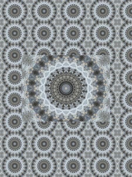 Pierre bleue #3 [2012] (Création et conception graphique de Didier Desmet) [Motif] [Pattern] [Motifs] [Patterns] [Artiste Infirme Moteur Cérébral] [Infirmité Motrice Cérébrale] [IMC] [Paralysie Cérébrale] [Cerebral Palsy] [Handicap]