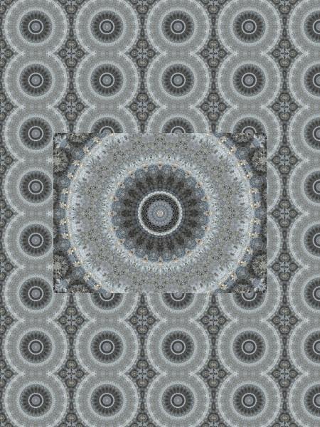 Pierre bleue #4 [2012] (Création et conception graphique de Didier Desmet) [Motif] [Pattern] [Motifs] [Patterns] [Artiste Infirme Moteur Cérébral] [Infirmité Motrice Cérébrale] [IMC] [Paralysie Cérébrale] [Cerebral Palsy] [Handicap]