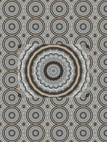 Pierre bleue #6 [2012] (Création et conception graphique de Didier Desmet) [Motif] [Pattern] [Motifs] [Patterns] [Artiste Infirme Moteur Cérébral] [Infirmité Motrice Cérébrale] [IMC] [Paralysie Cérébrale] [Cerebral Palsy] [Handicap]