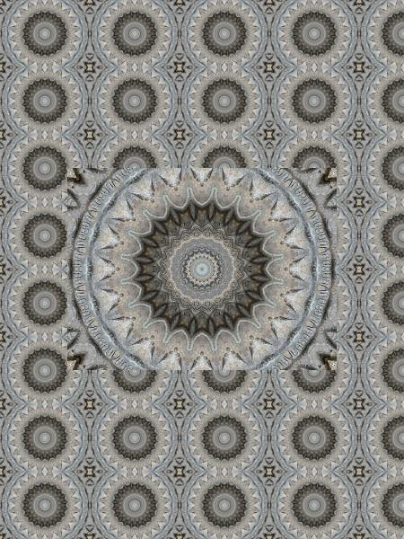 Pierre bleue #9 [2012] (Création et conception graphique de Didier Desmet) [Motif] [Pattern] [Motifs] [Patterns] [Artiste Infirme Moteur Cérébral] [Infirmité Motrice Cérébrale] [IMC] [Paralysie Cérébrale] [Cerebral Palsy] [Handicap]