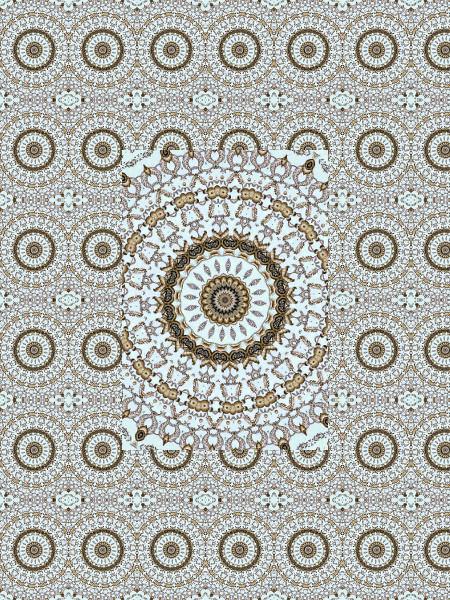 Rome antique [2012] (Création et conception graphique de Didier Desmet) [Motif] [Pattern] [Motifs] [Patterns] [Artiste Infirme Moteur Cérébral] [Infirmité Motrice Cérébrale] [IMC] [Paralysie Cérébrale] [Cerebral Palsy] [Handicap]